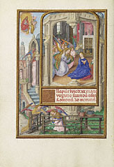 Annunciation / M James IV
