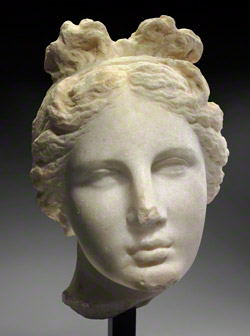 Head of Aphrodite (The