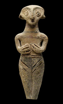 Female Figure / Cypriot