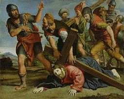 The Way to Calvary / Domenichino