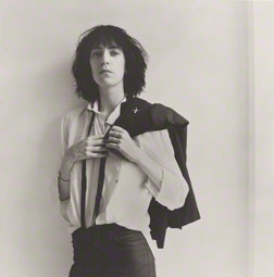 Patti Smith, Robert Mapplethorpe