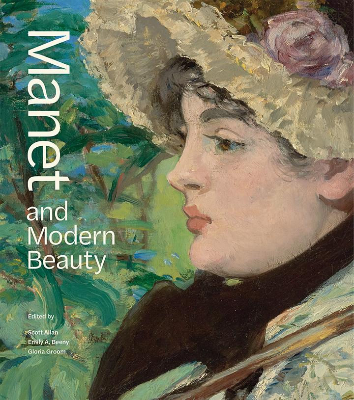 Manet and Modern Beauty book cover.
