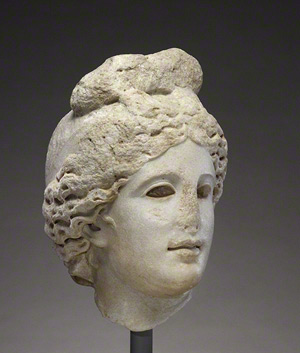 Head of Apollo / Roman