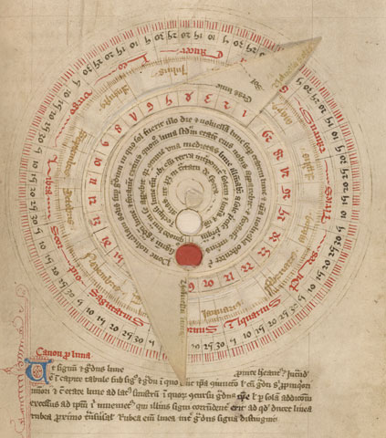 Astronomical Vovelle, from Astronomical and Medical Miscellany