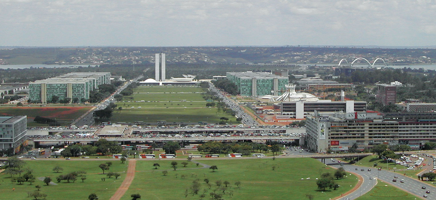 Esplanade of Ministries, Brasilia