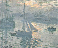 Sunrise (Marine) / Monet
