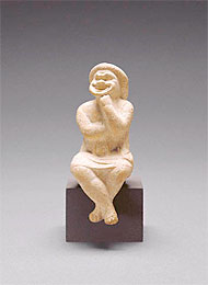 Statuette of a Comic Actor / Greek