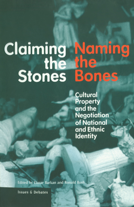 Cultural Property and the Negotiation of National and Ethnic Identity