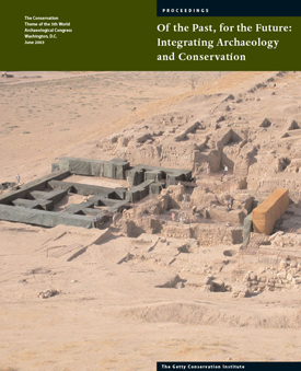 Integrating Archaeology and Conservation