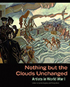 Book cover of Nothing but the Clouds Unchanged