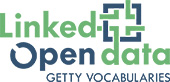 The Getty Vocabularies are available as Linked Open Data