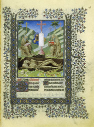 Corpses in an Open Grave / Limbourg