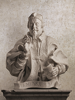 Pope Clement X / Bernini