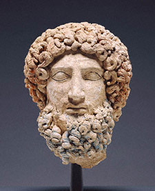 Head of a God / Unknown