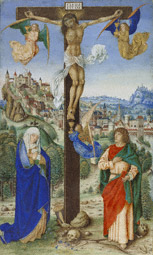 The Crucifixion / German
