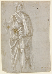 Standing Saint / Filippino Lippi