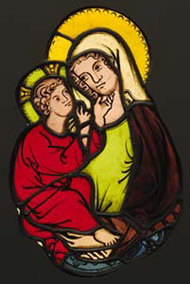 Virgin and Child / Unknown
