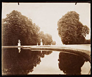 Pool, St-Cloud / Atget