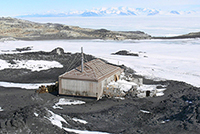 Shackleton's Hut