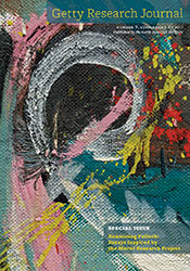 Getty Research Journal, no. 9s1 (2017) Special Issue: Examining Pollock: Essays Inspired by the