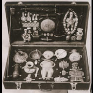 Genin / Objects divers provenant de Ixtlan