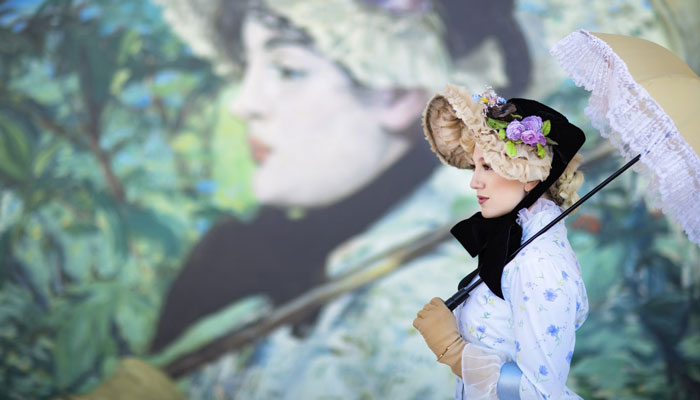 Artist at Work: Fashion and Impressionism | December 7, 2019