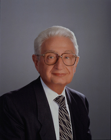 President and CEO Harold M. Williams