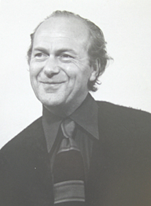 Director Stephen Garrett, about 1984.