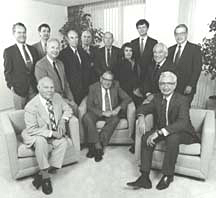 J. Paul Getty Trust Board of Trustees. Eric Myer Photography, 1988. The Getty Research Institute, Los Angeles (2009.IA.37)