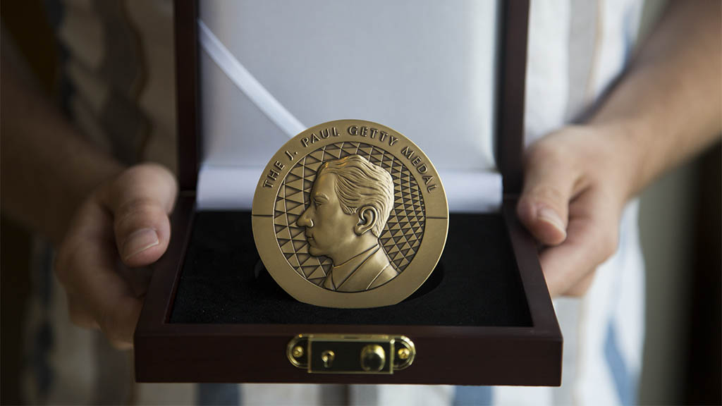 Getty Medal