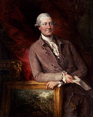 Portrait of James Christie