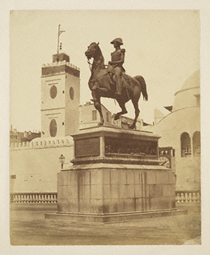 Statue of the Duc d'Orleans / Alary