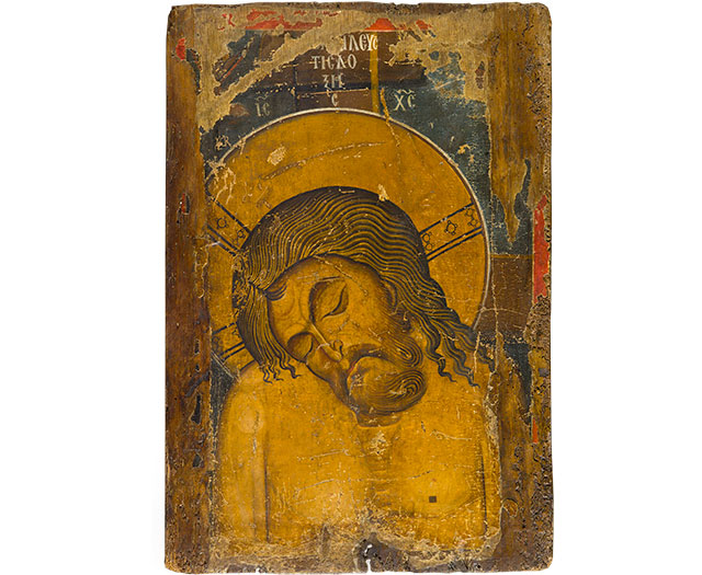 Heaven And Earth Art Of Byzantium From Greek Collections