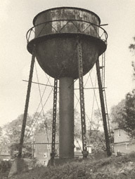 Water Tower, Youngstown, Ohio, United States / Becher