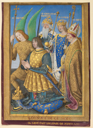 Louis XII of France / Bourdichon