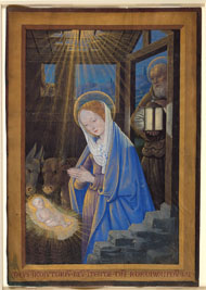 Nativity / Bourdichon