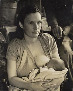 Nursing Mother in Camp / Bristol