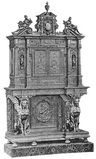 Renaissance Revival Cabinet / Unknown