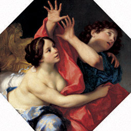 Joseph and Potiphar's Wife / Cignani