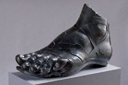 Louis XIV's Left Foot / Girardon