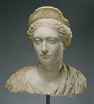 Bust of Sabina / Unknown