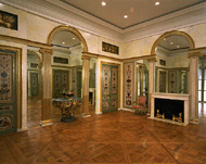 Paneled Room / Ledoux