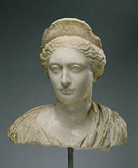 Bust of a Woman / Roman