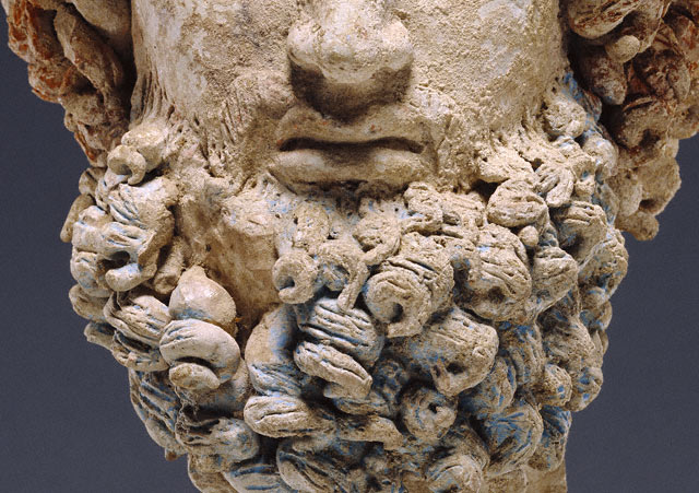 Head of a God / Greek