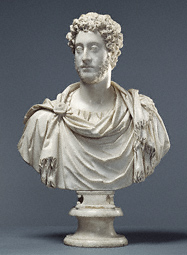 Bust of Emperor Commodus / Roman