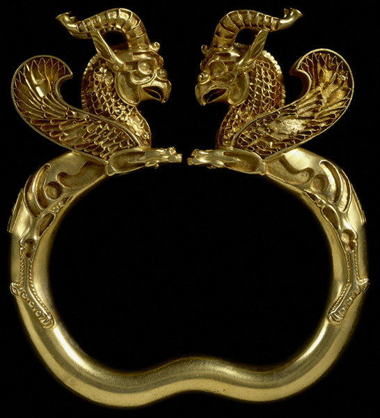 Armlet with Griffins