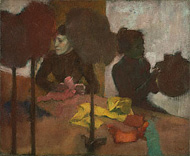 The Milliners / Degas