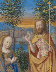 Noli me tangere, Master of the Chronique scandaleuse