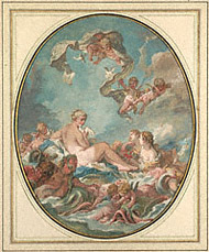 Triumph of Venus / Boucher