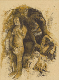 Eve ('The Nightmare') / Gauguin